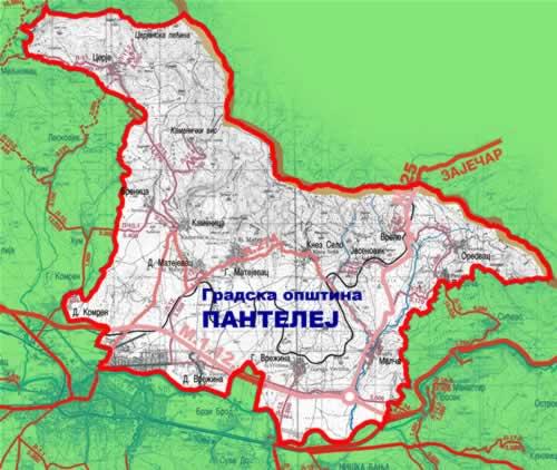 Opstina Pantelej